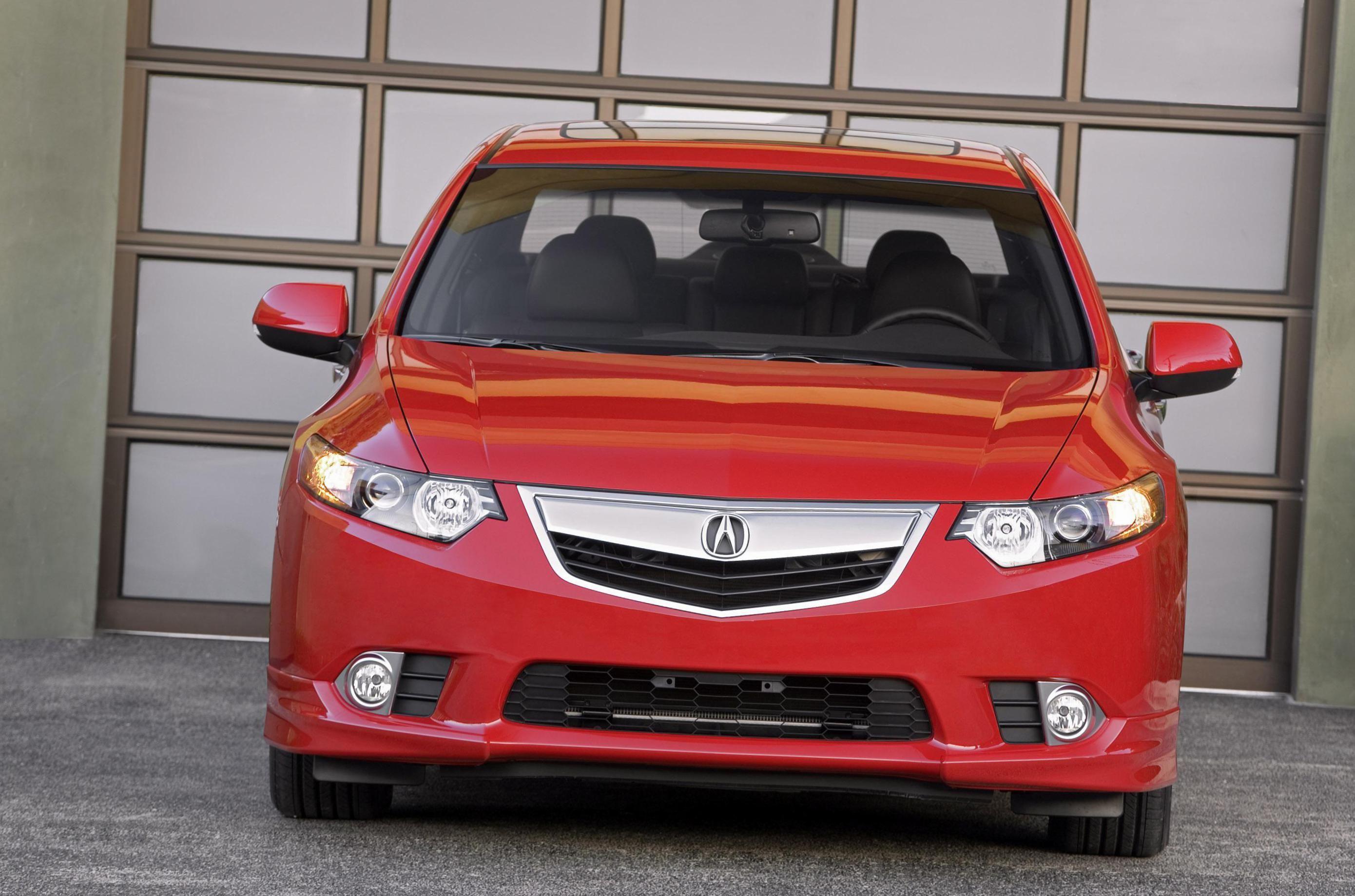 TSX Acura price Автомобиль