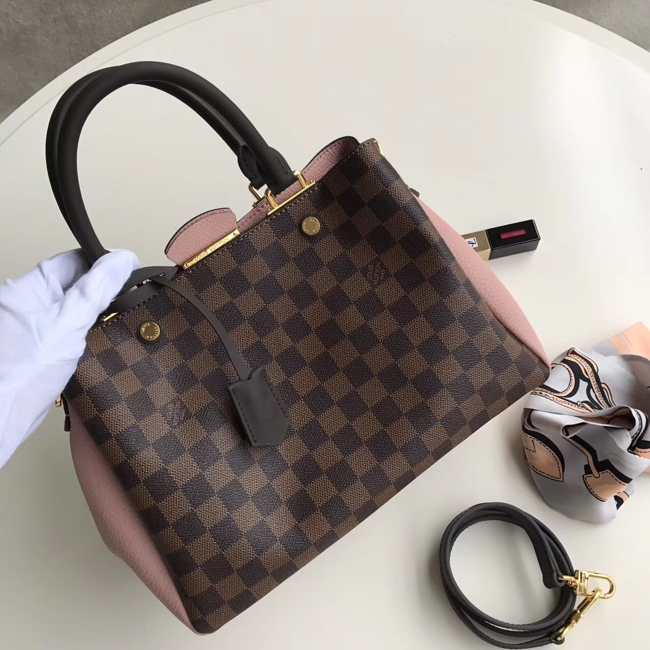 d0295bb8ad7 The BEST Louis Vuitton Brittany Counter Quality Replica Available Online!  Experience the Designer Discreet difference by shopping with us today!
