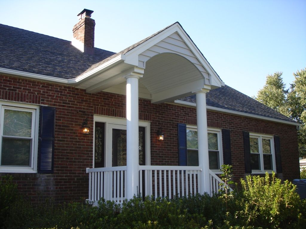 Portico designs here are several examples of portico overhangs in different styles and