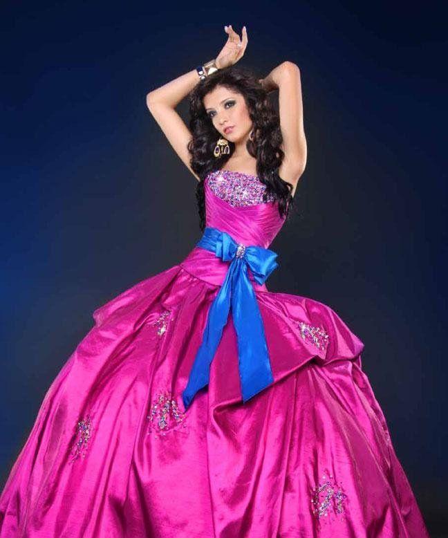 Vestidos de 15 anos | vestido de 15 anos | Pinterest | Vestiditos ...