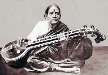 Musikinstrumente und Musikensemble (Materialien zur karnatischen Musik)