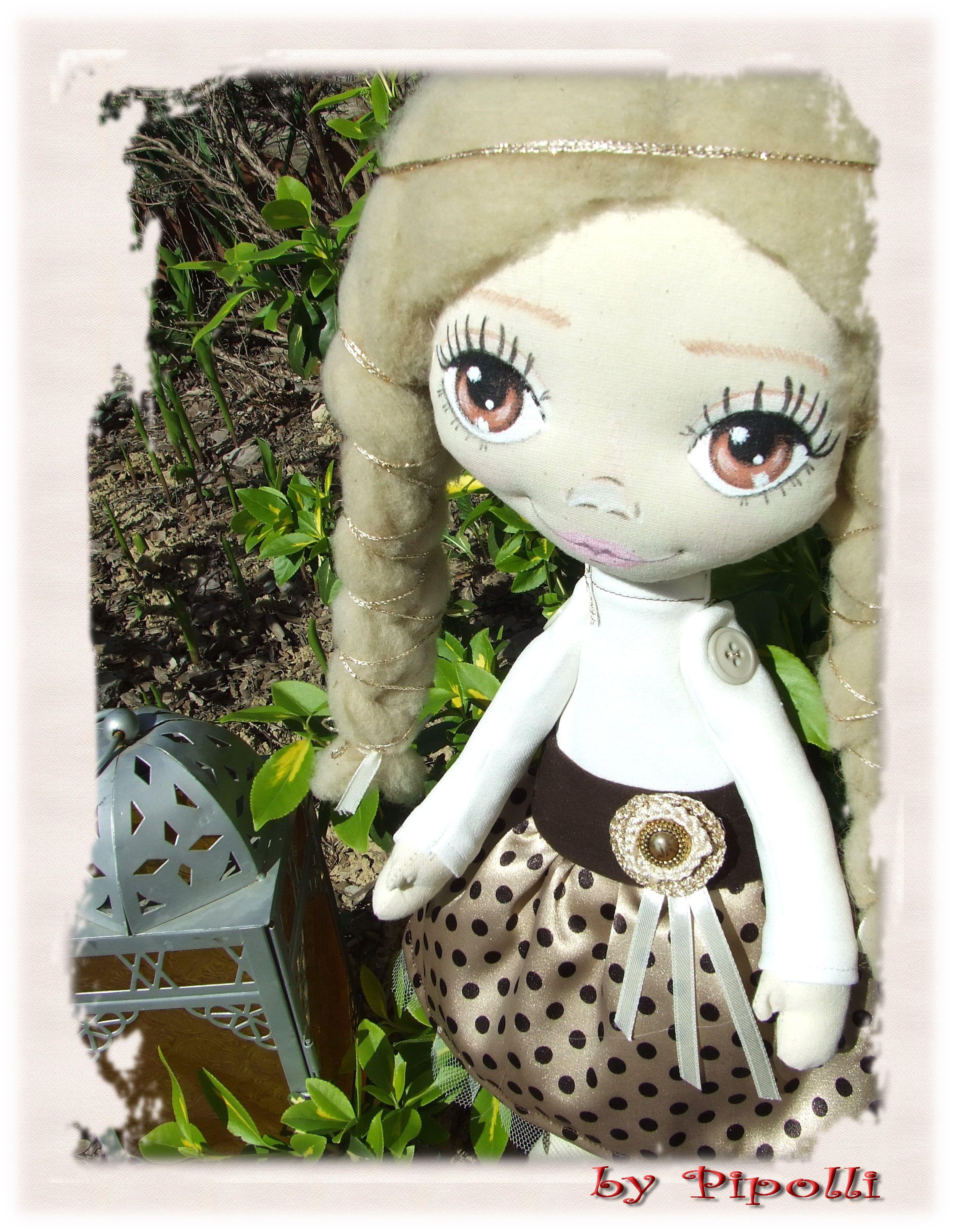 Ketty rls favorite handmade doll rag doll fabric best