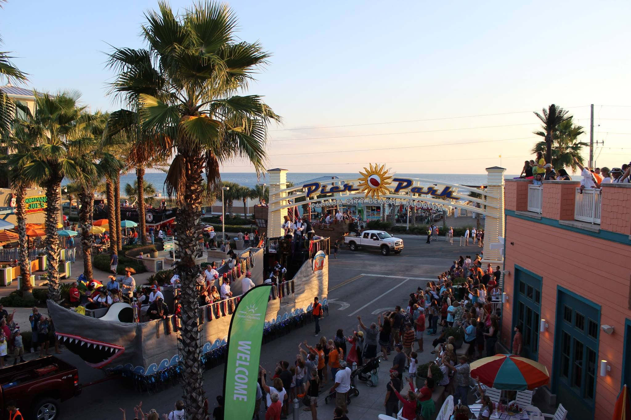 Mardi Gras in Panama City Beach.. Check it out Feb. 9th