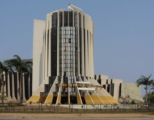 Ministère des mines, du pétrole, et des hydrocarbures, Libreville, Gabon