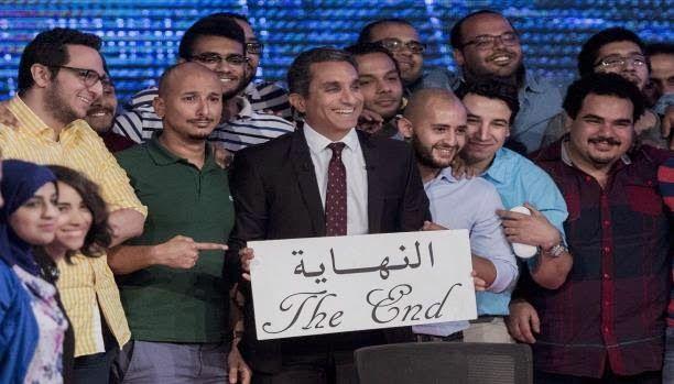 """""""فيديو تسريب3"""": مكتب السيسي تدخّل لوقف برنامج باسم يوسف - أبو صفـاره"""