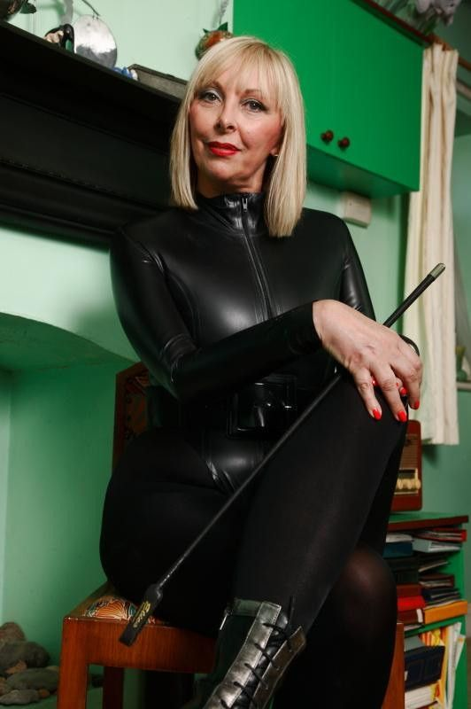 Mature dominatrix pictures