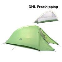Best Lightweight Naturehike 1 Person Backpacking Tent with Windproof Waterproof Dome with Worldwide DHL Free Shipping  sc 1 st  Pinterest & Best Lightweight Naturehike 1 Person Backpacking Tent with ...