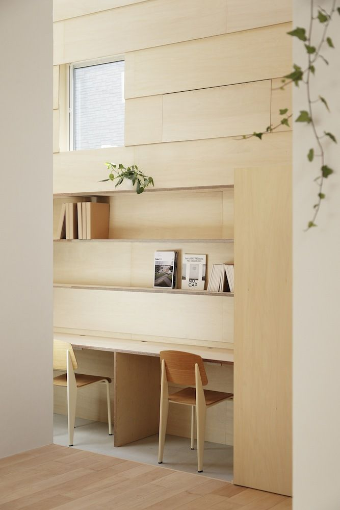 japanese home office. Gallery Of Light Walls House / MA-style Architects - 21. WallsMinimalist HomeJapanese Japanese Home Office T