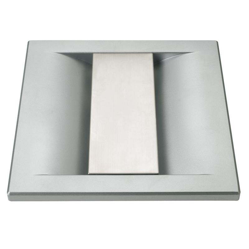 Master Bathroom Exhaust Fan heller 250mm rectangle stainless steel exhaust fan - bunnings