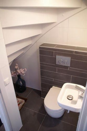 Half Bath Under The Stairs Ideas Google Search Understairs Loo