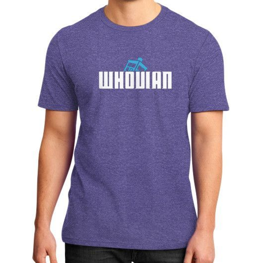 District Whovian T-Shirt