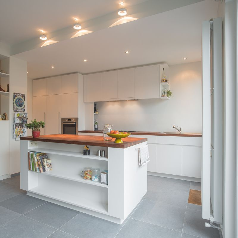 Keukeneiland Wand : Keukeneiland op maat Keuken Pinterest Kitchens