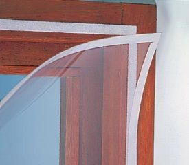 Clear Polyester Is A High Quality Crystal Clear Plastic Which Comes On A Roll Windowglazing Http Www Twplastics Co Uk Categori Double Glazing Window Glazing
