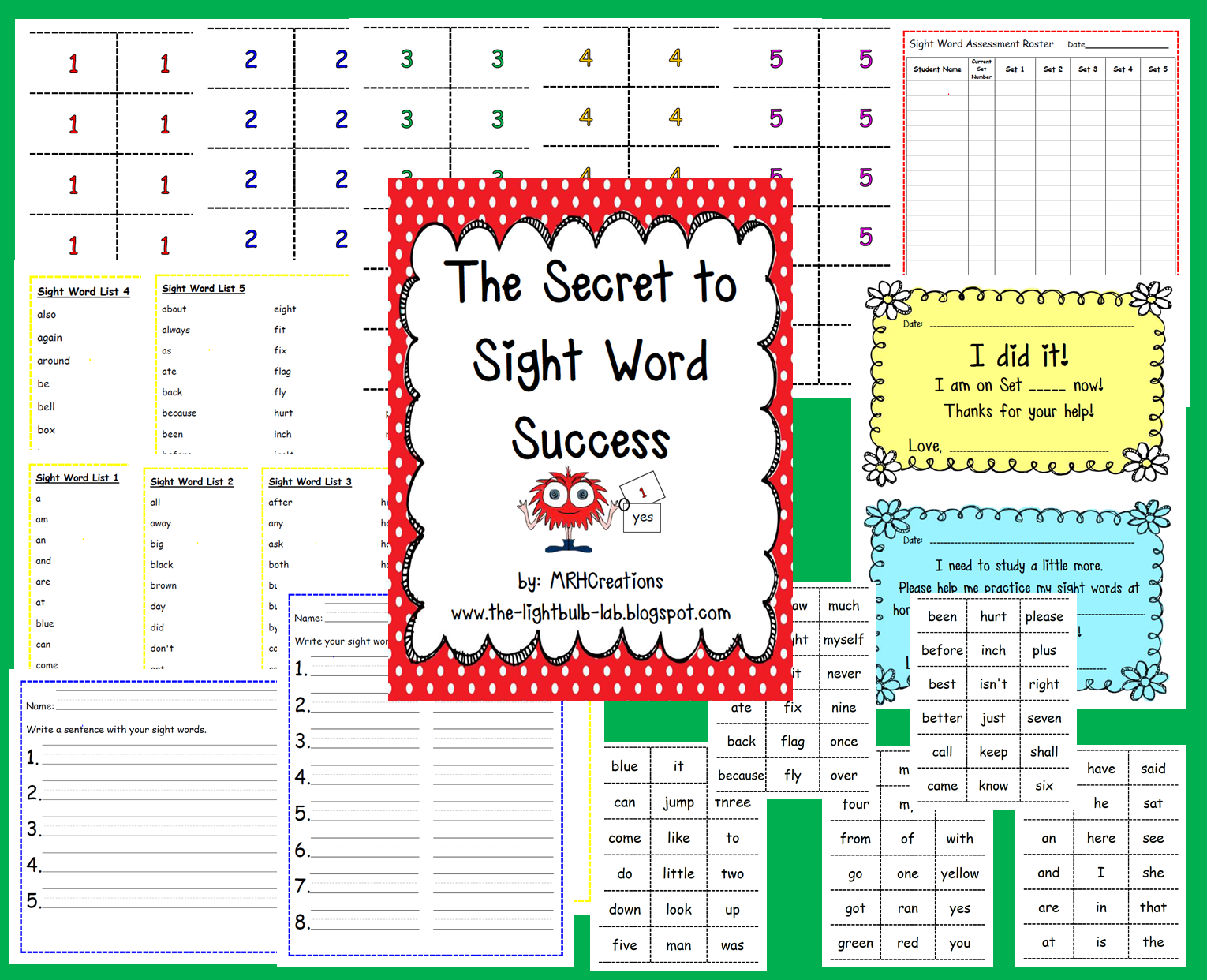 Need A Structured Sight Word Program For Your K 2 Class