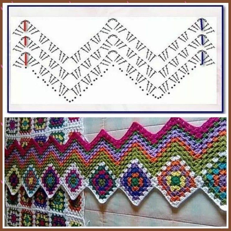 Camino de mesa crochet patron | mantas | Pinterest | Caminos de mesa ...