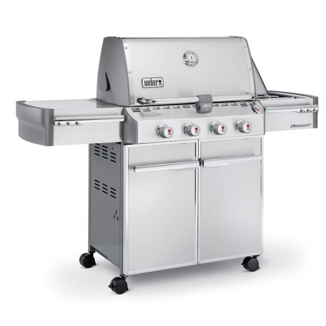 Weber Summit S 420 Gas Grill Gas Grill Reviews Natural Gas Grill Propane Gas Grill