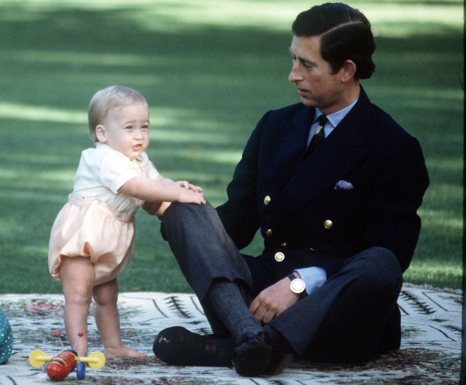 Prince William's Royal Life in Photos Prince william age