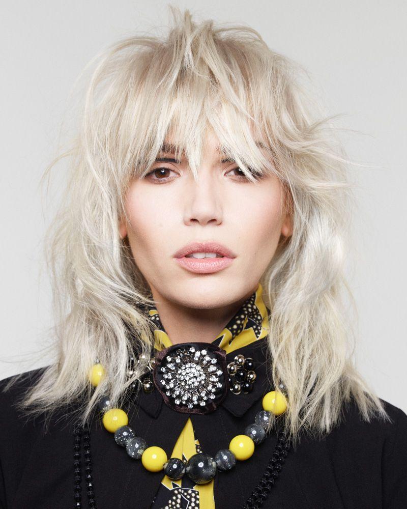 Toni Guy Kolekcija Futurewise Hairstyle News Hair In 2019 Toni