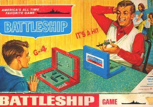 You Sunk My Battleship Battleship Game Classic Board Games Vintage Board Games