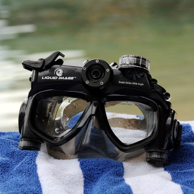 Liquid Image Scuba Series HD 720p | Dive mask, Diving ...