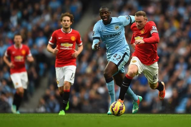 Manchester United Vs Manchester City Team News Preview Live