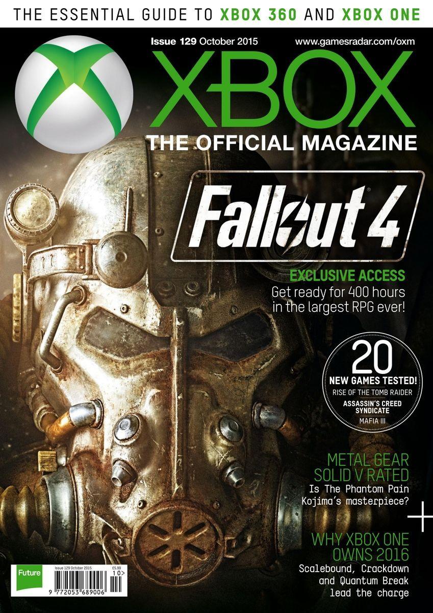 Xbox 360 Official Magazine Pdf