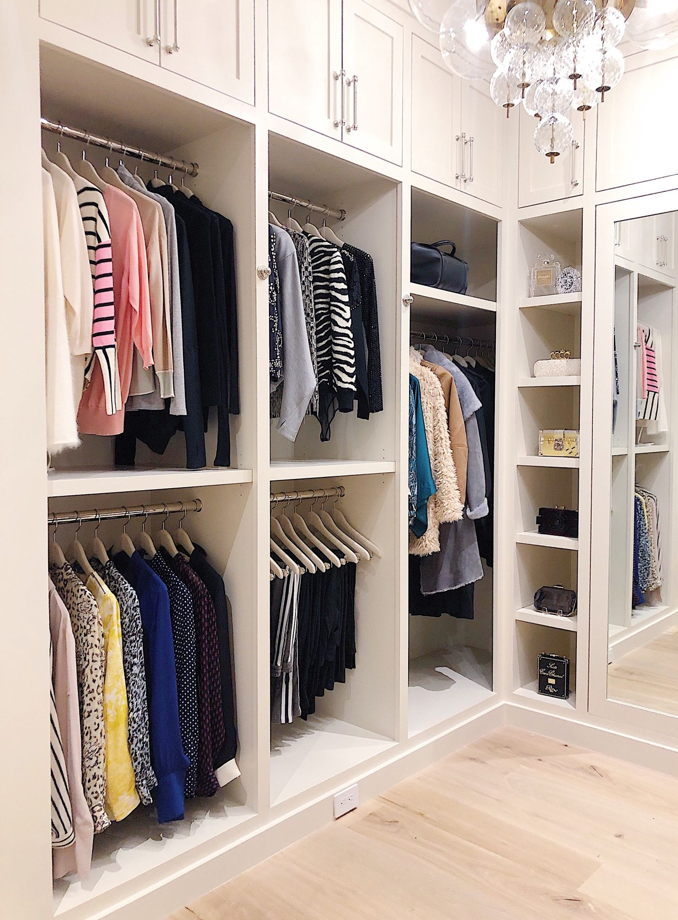 NEAT Method- closets, closet ideas, closet storage, closet design