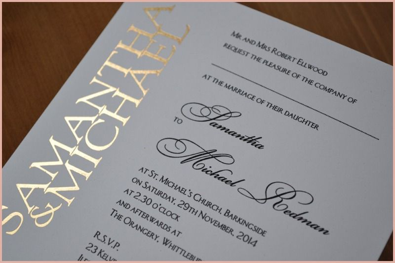Superb Printing Wedding Invitations At Kinkos That Don T Take A Long Time Printing Wedding Invitations Foil Print Wedding Invitations Wedding Invitations