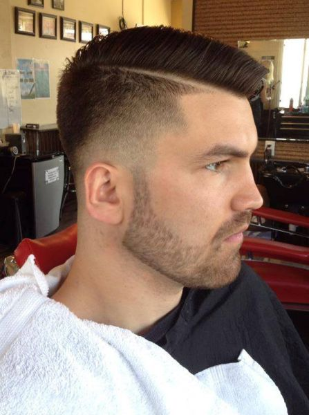 Haircut. fade