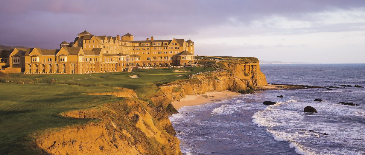 Ritz Carlton Half Moon Bay Is A Luxury Hotel Experts 5 Star Enter To Find The Best Deals And Complimentary