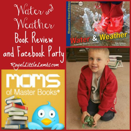 Water and Weather Book Review
