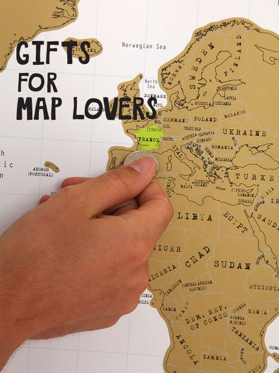 Gifts for map lovers gift globe and map crafts gifts for map lovers gumiabroncs Choice Image