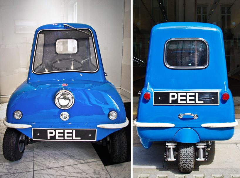 Peel P50 Mobile