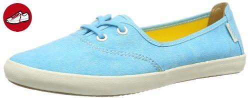 Vans W SOLANA BLUE ATOLL VVOYCJC Damen Sneaker, Blau (Blue Atoll), EU 38 (US 7.5) (*Partner-Link)