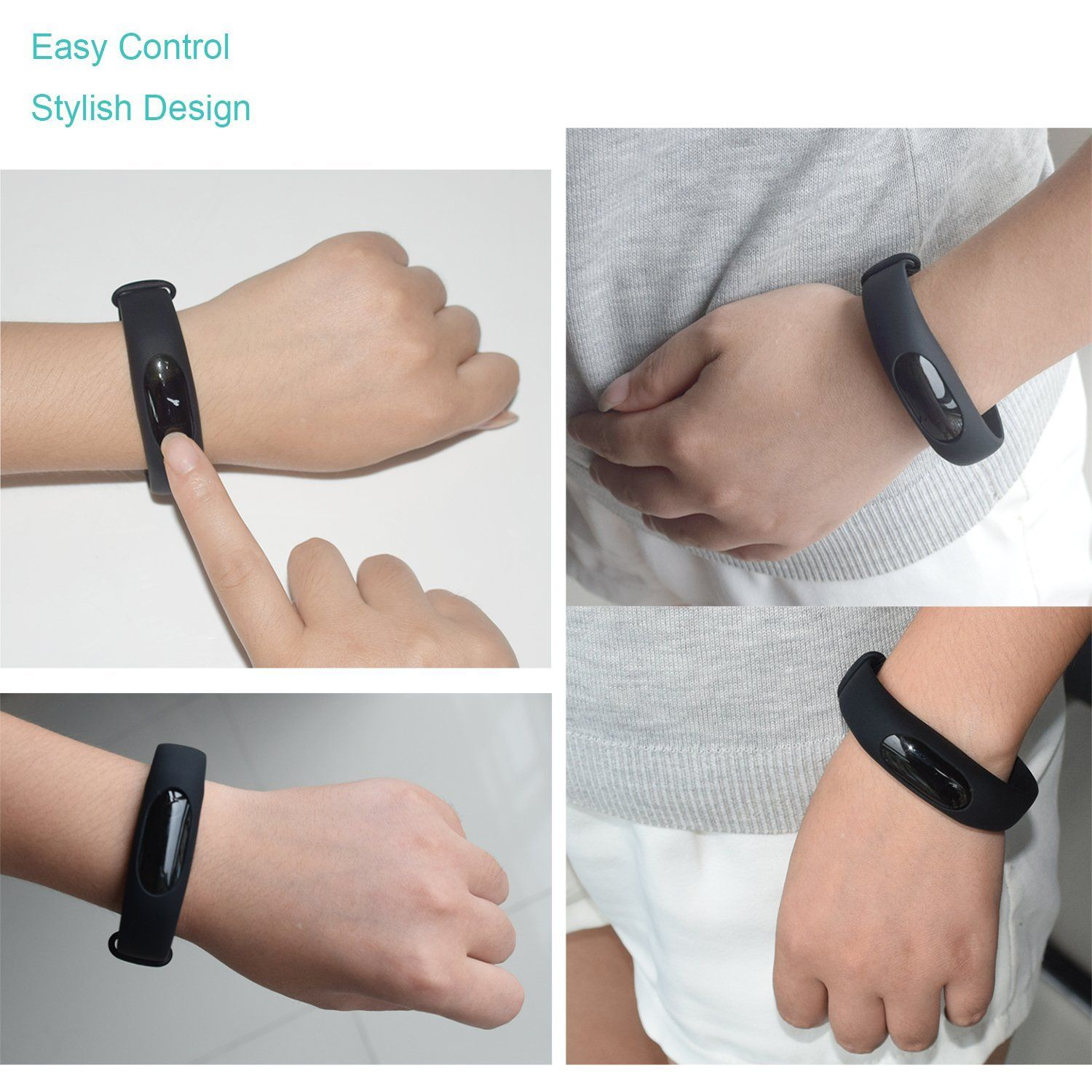 Fitness tracker watch willful nonbluetooth pedometer