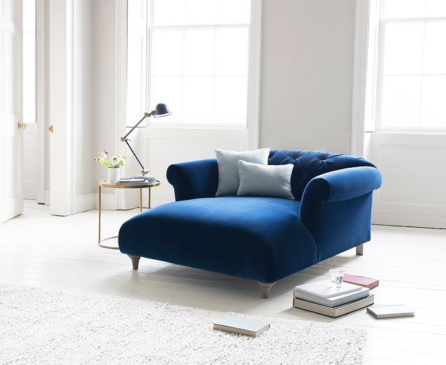 Dixie love seat chaise (Loaf, £1,295)