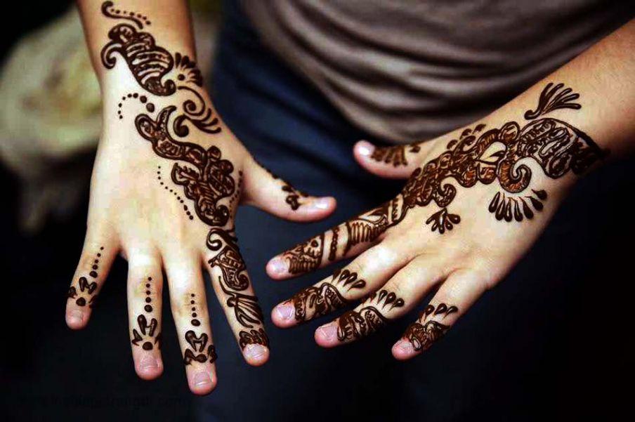 احلى نقش هندي Henna Hand Tattoo Hand Tattoos Hand Henna