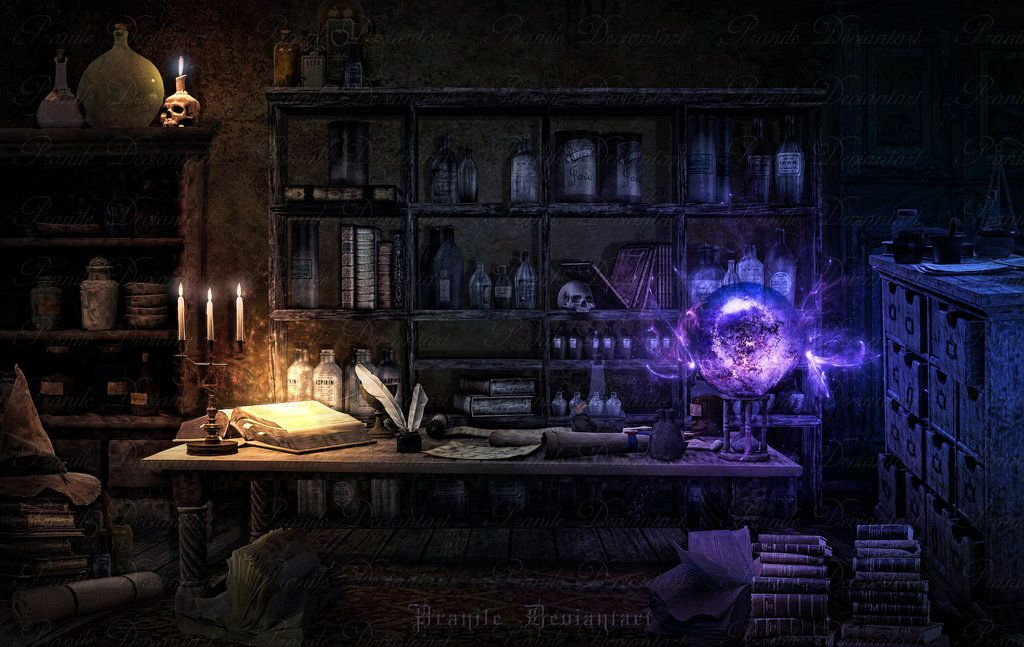 The Room Game Alchemy