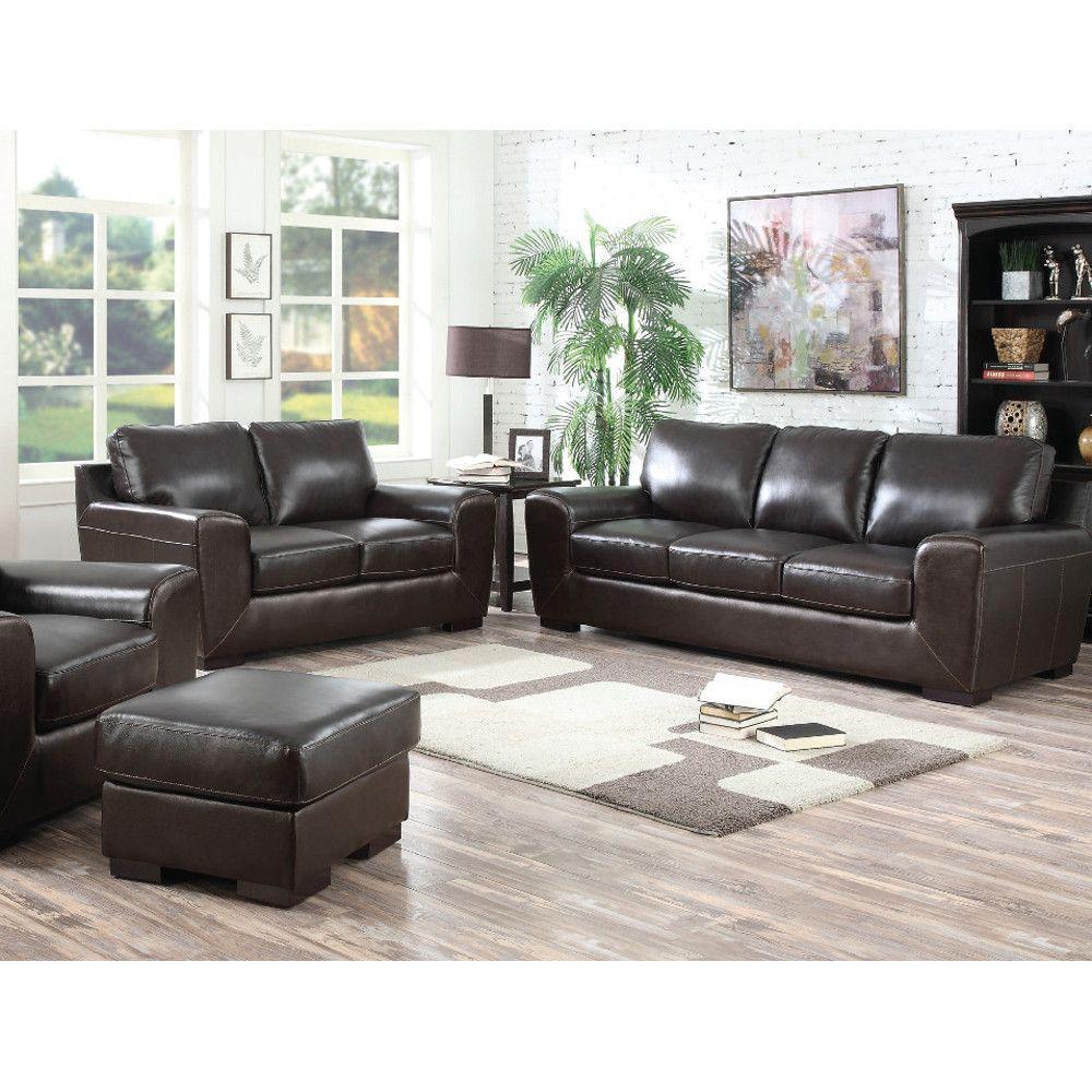 Best Viola Living Room Sofa Loveseat Chocolate Uji260 Sofas Loveseats Conn S Love 400 x 300