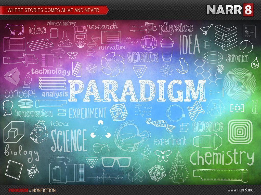 Paradigm Narr8 Ipad
