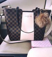 Photo of LV Shoulder Tote #Louis # Vuitton # Handbags Louis Vuitton Handbags New Collection …