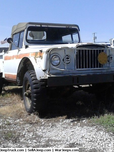 1968 M715 Kaiser Jeep Military Jeeps For Sale Pinterest Jeep