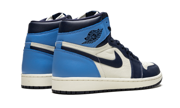 Air Jordan 1 Retro High Og Obsidian University Blue Nike Jordans Pin On Air Jordans