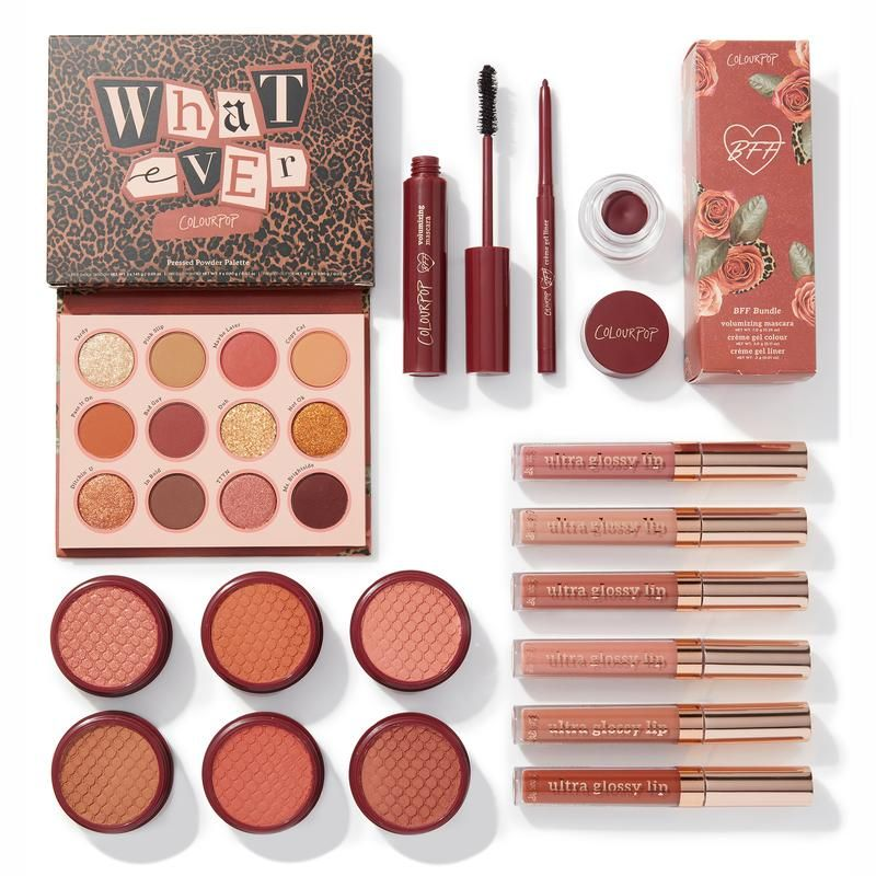 Call It Whatever Collection in 2020 Colourpop cosmetics