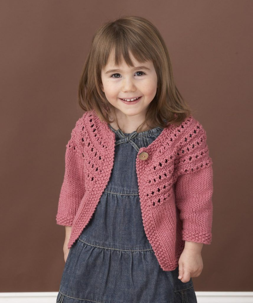 Free Knitting Patterns for Toddlers Cardigans | Para hacer ...