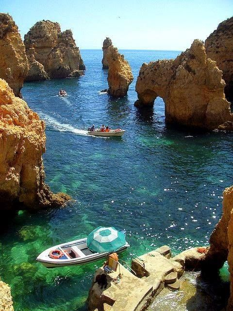 Lagos, Portugal #traveltoportugal