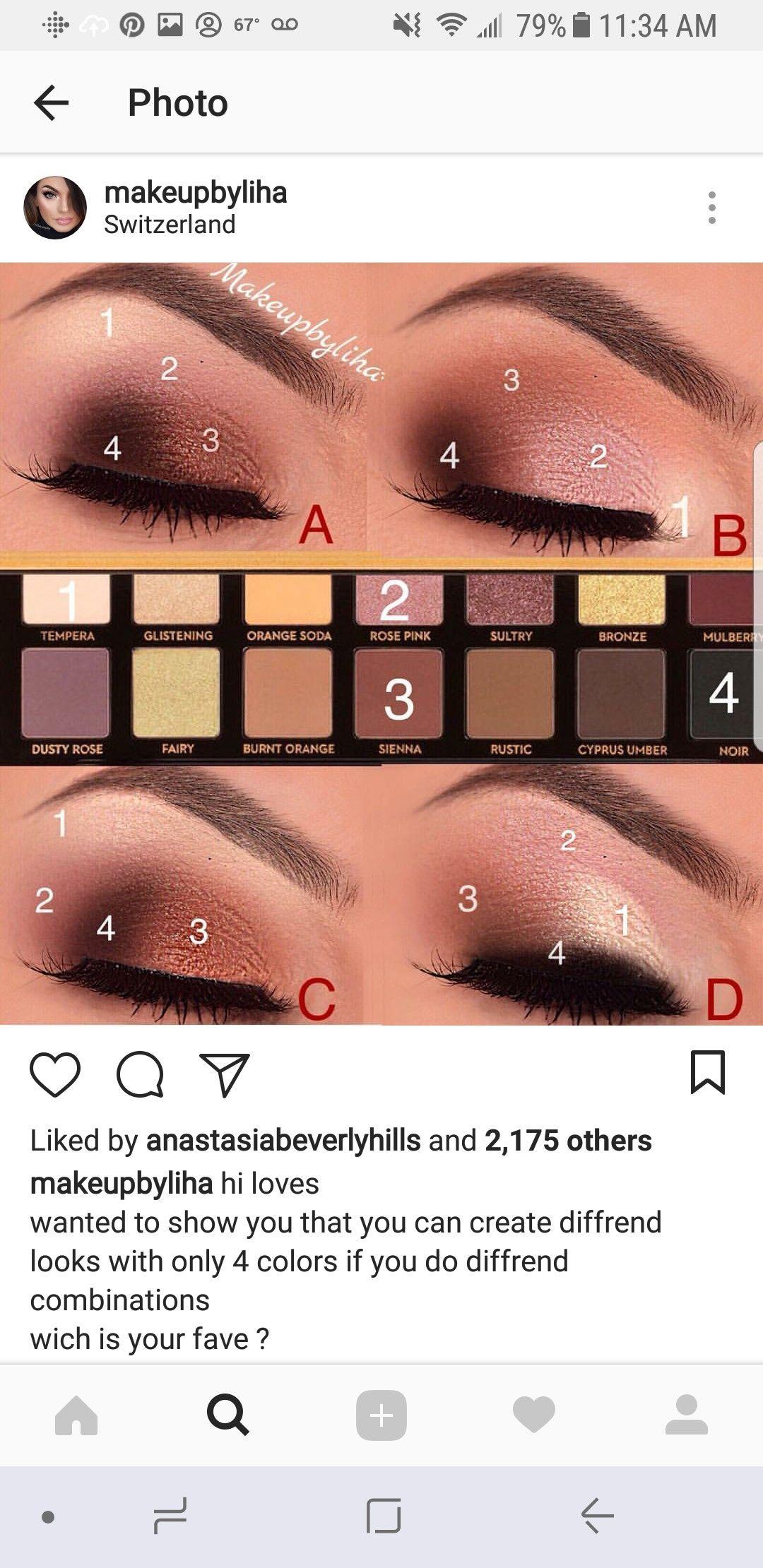 Abh Soft Glam Palette Soft Glam Makeup Eye Makeup Glam Makeup Look