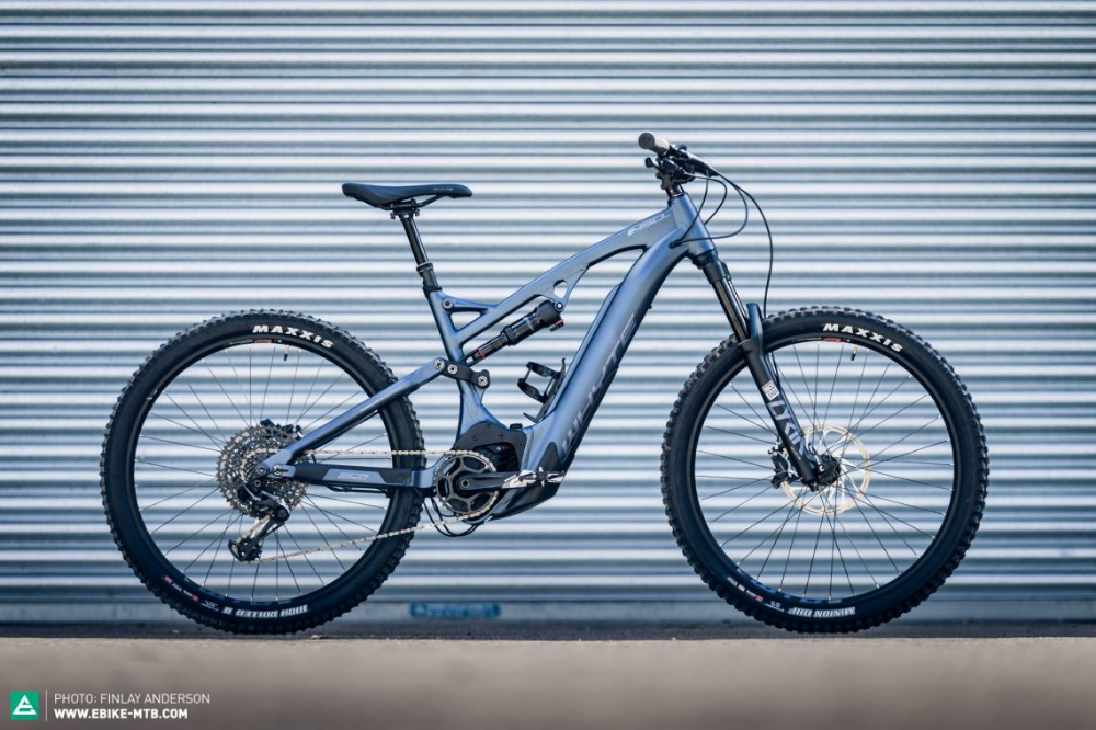 Whyte E 150 Rs Review The Wait Is Over Bike Parking Bike
