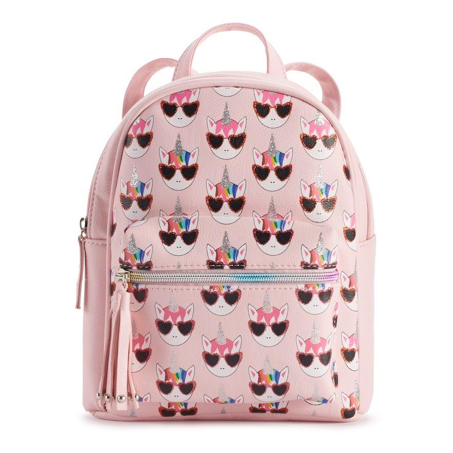 Glitzy Glitter Backpack. Comes in multi color too! | Mochila