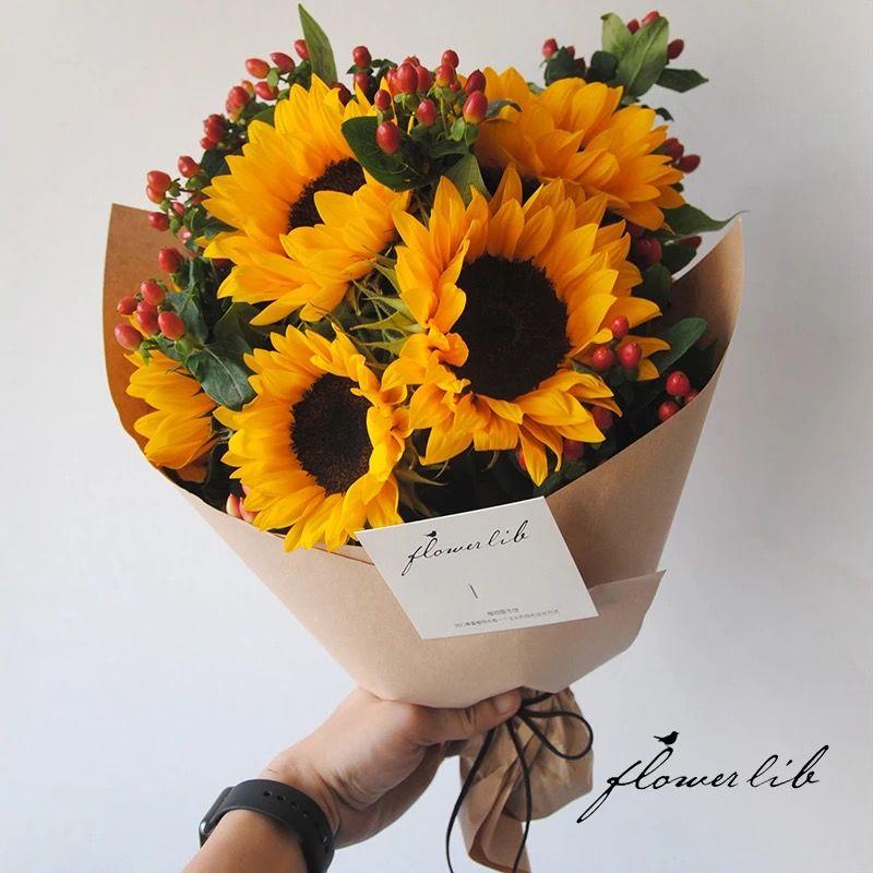 Pin De Smude S Brand Sunflower Oil En Garden And Landscape Ramos De Flores Hermosas Ramos De Girasoles Flores Bonitas